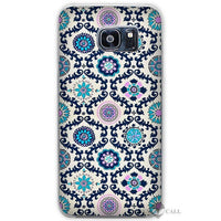 Hot Sale Floral mandala Mandara Clear Case Cover Coque Shell for Samsung Galaxy S3 S4 S5 Mini S6 S7 Edge Plus