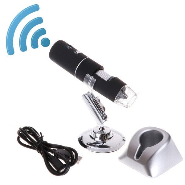 1080P WIFI Digital 1000x Microscope Magnifier Camera for Mobile Phone Digital Electronic Microscope