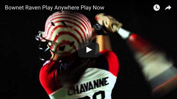 Bownet Raven Play Anywhere Play Now Commercial