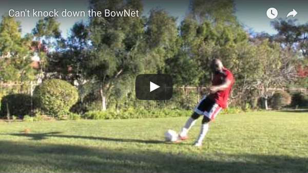 """Can't Knock Down the Bownet"" Commercial Video"