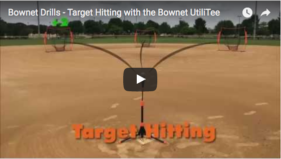 Bownet Drills - Target Hitting with the Bownet UtiliTee