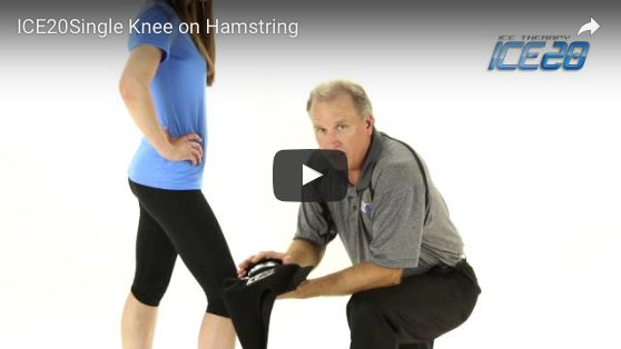 ICE20 Single Knee on Hamstring