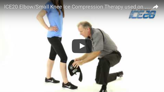 ICE20 Elbow/Small Knee on Calf