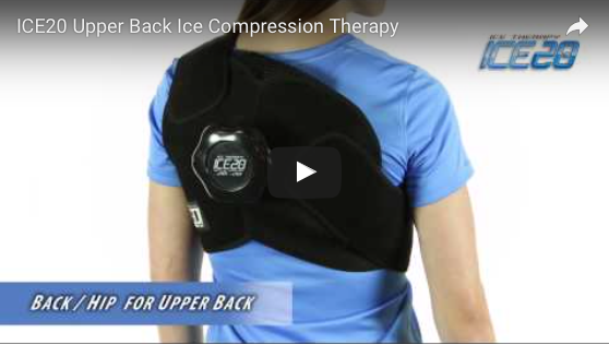 ICE20 Back/Hip on Upper Back