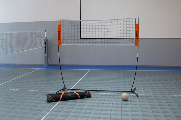 Bownet Adjustable Volleyball Warm Up Net