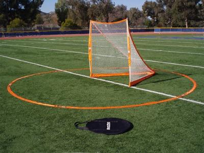 MEN'S LACROSSE CREASE