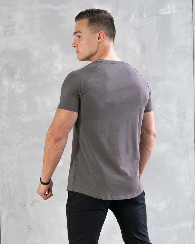 Strong Performance Tee - Gray