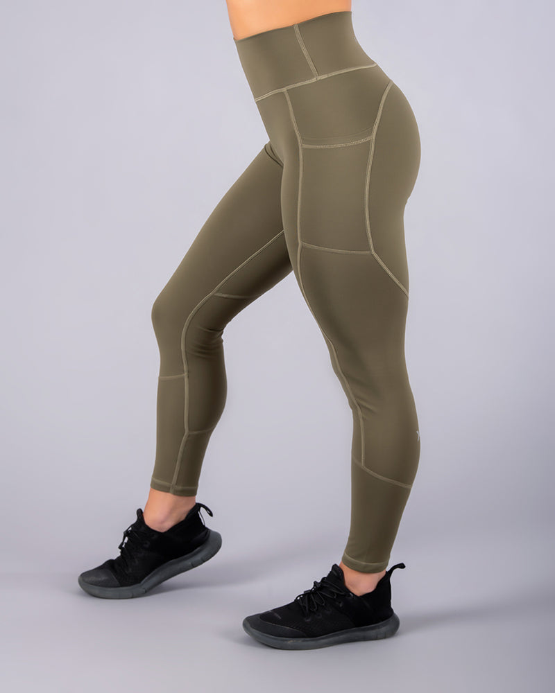 LUXE Legging - Olive