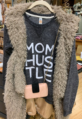 Mom Hustle Sweatshirt