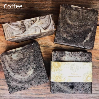 Luxe & Scents Artisanal Bar Soap Assorted Scents