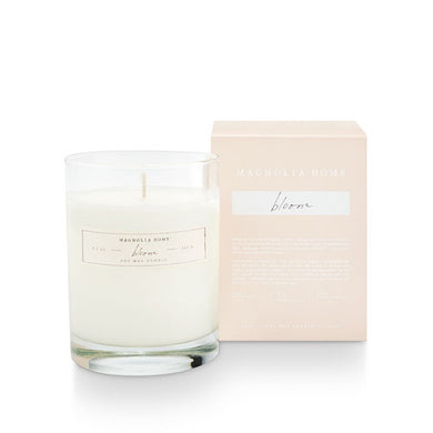 Bloom 9oz Candle by Magnolia Home