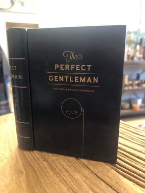 The Perfect Gentlemen Men's Grooming Kit