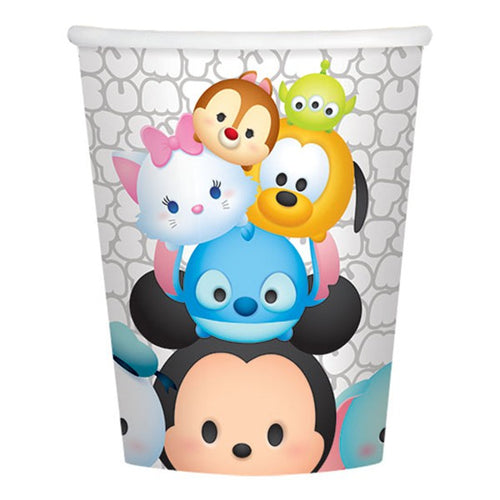 Tsum Tsum Paper Cups (Pack of 8)
