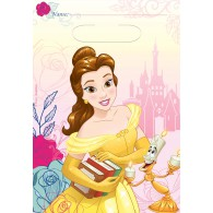 Beauty & The Beast Loot Bags  (Pack of 8)