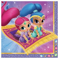 Shimmer & Shine Luncheon Napkins(Pack of 16)