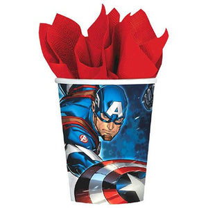 Avengers Cups (Pack of 8)