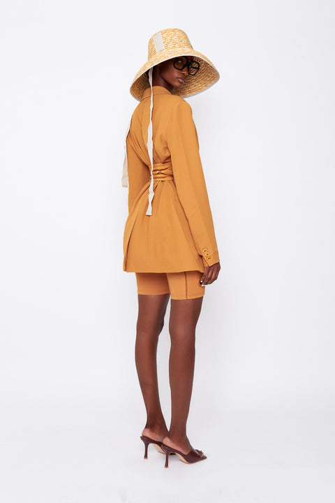 BB Suit Jacket Caramel
