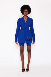 Cobalt BB Suit Jacket
