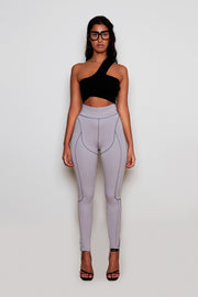 Legging Pants Crayon Grey
