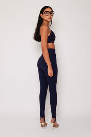 Legging Pants Navy