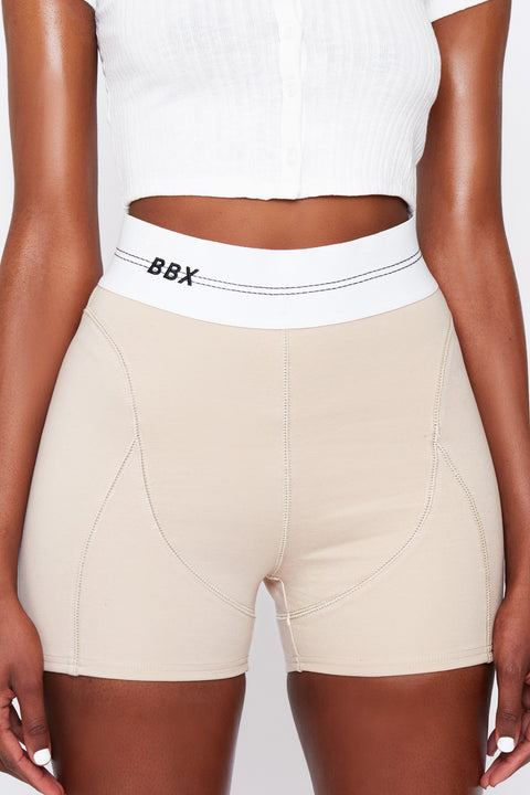 Nude Boxer Pants