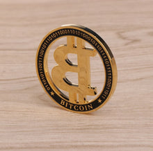 Load image into Gallery viewer, Commemorative Hollow Design Bitcoin Coins - MyCryptoMarket.ca