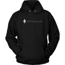 Load image into Gallery viewer, Ethereum (ETH) Inverted v2 Hoodie - MyCryptoMarket.ca