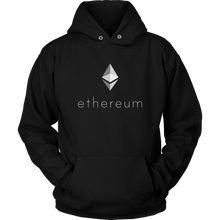 Load image into Gallery viewer, Ethereum (ETH) Inverted v3 Hoodie - MyCryptoMarket.ca