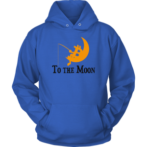 To The Moon v1 Hoodie