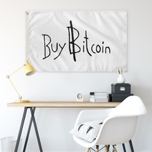 Load image into Gallery viewer, Buy Bitcoin v1 Flag - MyCryptoMarket.ca