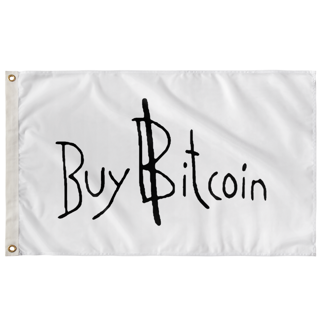 Buy Bitcoin v1 Flag - MyCryptoMarket.ca