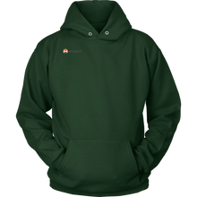 Load image into Gallery viewer, Monero (XMR) Logo Right Chest Hoodie - MyCryptoMarket.ca