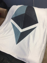 Load image into Gallery viewer, Ethereum v1 Hooded Blanket