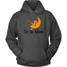 Load image into Gallery viewer, To The Moon v1 Hoodie