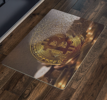 Load image into Gallery viewer, Blockchain Doormat - MyCryptoMarket.ca