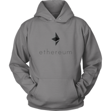 Load image into Gallery viewer, Ethereum (ETH) v3 Hoodie - MyCryptoMarket.ca