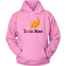 Load image into Gallery viewer, To The Moon v1 Hoodie - MyCryptoMarket.ca