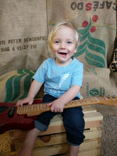 Load image into Gallery viewer, Guitar Tee - Infant Fine Jersey