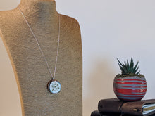Load image into Gallery viewer, Dandelion Necklace - Essential Oil Diffuser Jewelry