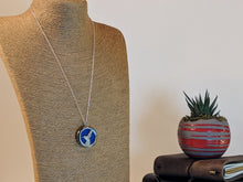 Load image into Gallery viewer, Hummingbird Necklace - Essential Oil Diffuser Jewelry