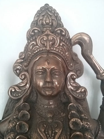 Standing Kali Hindu Transformational Goddess Statue Made in India