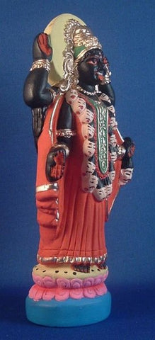 Kali Hindu Transformational Goddess Statue Made in India