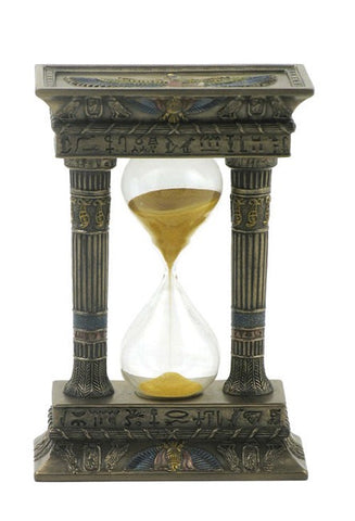 Egyptian Sand Timer Isis Gateway Ancient Clock