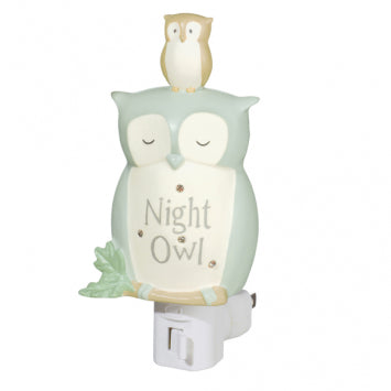 Owl Night Light - Owl Aisle