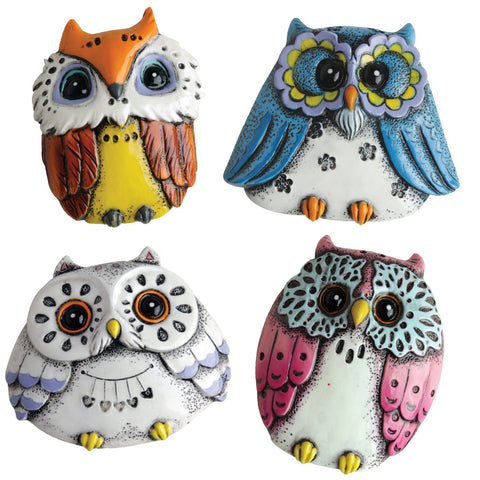 Owl Magnets - Owl Aisle