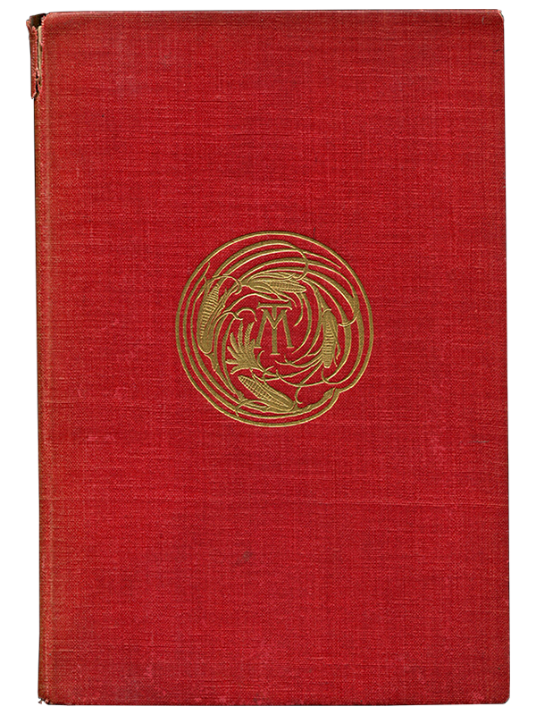 Mark Twain [Samuel L. Clemens]. Christian Science. 1907. First edition.