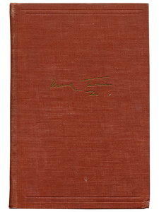 Mark Twain [Samuel L. Clemens]. The Family Mark Twain. [1935]. First edition.