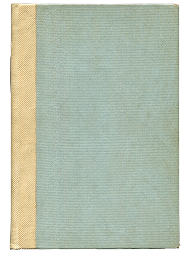 [Mark Twain (subject)]. Louise W. Watkins. Four Short Studies and a Play. 1925. First edition.
