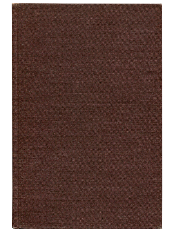 [Mark Twain (subject)]. William C. Spengemann. Mark Twain and the Backwoods Angel. [1966]. First edition.