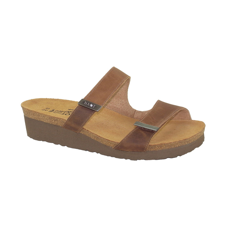 Jacey Wide Womens Slides